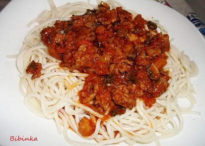 Špagety Napoleonského povaleče