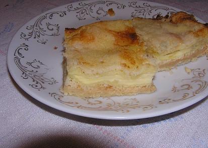 Švédský koláč 2