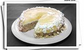Ananasový dortík s mandlemi