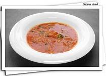 Červená čočková polévka (DlabemeZdrave)