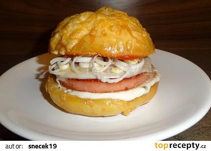 Český hamburger