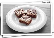 Čoko-ořechová buchta s tvarohem (DlabemeZdrave)