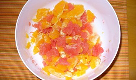 Džemík (pomeranč, citron, grep) v domácí pekárně