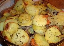 Hot Pot (Zapečené brambory)