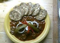 Hovězí guláš s chili