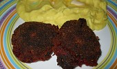 Karbanátky z červené řepy (Řepové karbanátky)