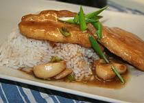 Křehké a voňavé kuřecí řízečky na asijský způsob