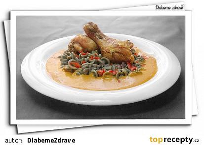 Kuře s paprikou