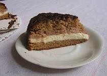 Marcipánový dort Dr. Oetker