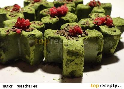 Matcha truffle