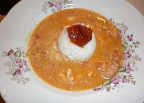 Muamba Nsusu - Kuřecí polévka z Konga