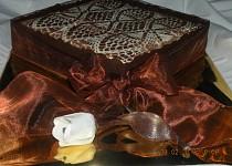 Tiramisu jako dort