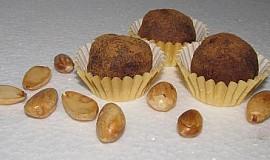 """""""Upgrade čokoládových lanýžů"""" Ořechovo-mandlové lanýže"""