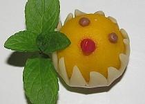 """""""Velikonoce vesele"""" Žloutková velikonoční kuřátka"""