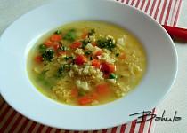Žmolenková polévka se zeleninou