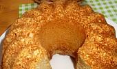 Arašídová bábovka