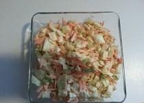 Coleslaw - zeleninový salát z KFC, který je lepší než hranolky