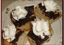Fantastický kynutý koláč s pudinkem