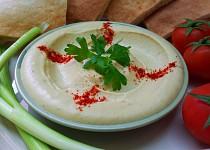 Hummus z červené čočky