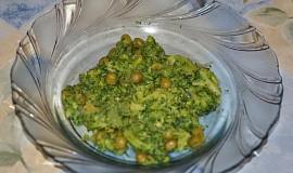 Kari brokolice s hráškem