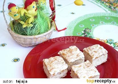Limonádový koláč s meruňkami