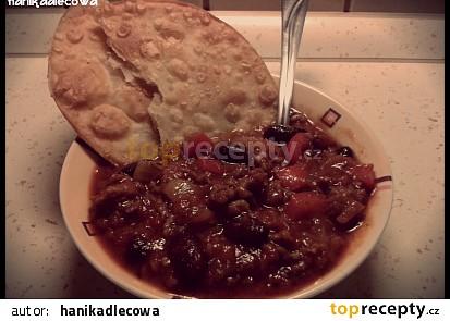 Hotové chilli con carne :)