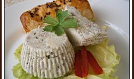 Muffiny bílkovo-sýrové