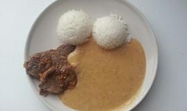 Námořnické roštěnky s pečenou rýží