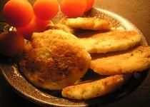 Placky z brambor a cibulky