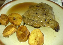 Pondělní steak