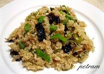Quinoa s vůní Itálie