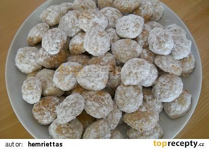 Škvarkové cukroví