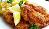 Smažený kuřecí řízek