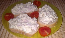 Šunko sýrová pomazánka