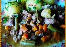 Vepřové líčko s pražskou zeleninou a rozmarýnem