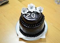Dort k 20. narozeninám