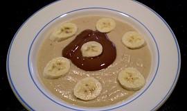 Kaše ke snídani - vegan