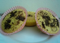 Kukuřičné muffiny