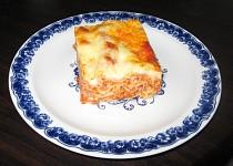 Lasagne con carne macinata