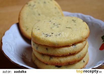Meduňkové cookies