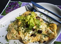 Omeleta na italský způsob