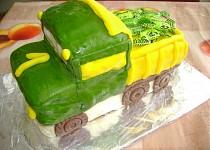 První nákladní auto