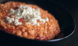 Rajčatové risotto