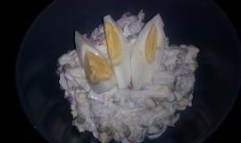 Zeleninový salát s ricottou