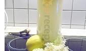 Bezová limonáda-rychlá