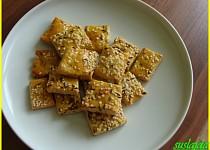 Brynzové sušenky