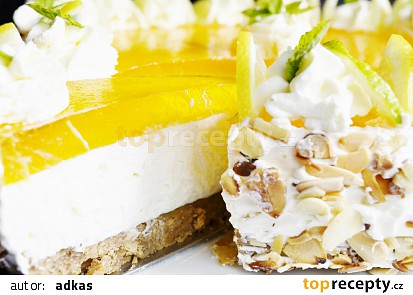 Citronovy dort nepeceny