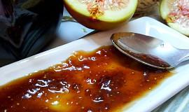 Fíková marmeláda s vůní skořice