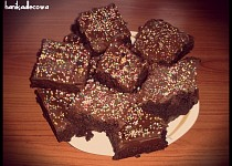 Jednoduché brownies