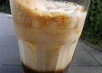 Moje ledová káva (bez šejkru)